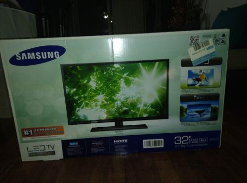 Tv Samsung 32 Nuevo En Su Caja