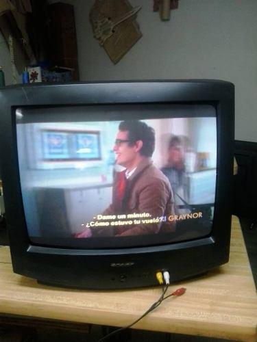Tv Sharp 19 Pulgadas Usado En Buen Estado