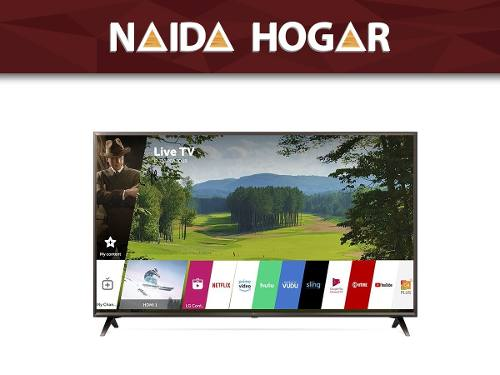 Tv Smartv Led Lg 49p 4k. Somos Tienda Fisica En Caracas