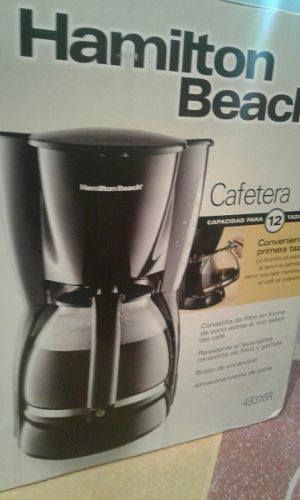Caferera Hamilton Beach 12 Tazas 49316r