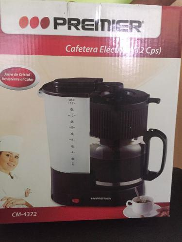 Cafetera Eléctrica Premier Nueva