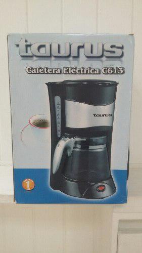 Cafetera Eléctrica Taurus C613