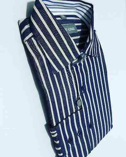 Camisas Manga Largas/cortas Para Caballeros