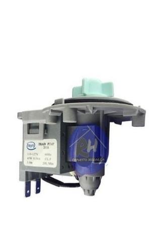 Cuerpo De Bomba De Agua Lavadora 45w Lg Samsung Mabe Ofer