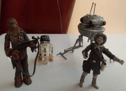 Figuras Star Wars En Combo