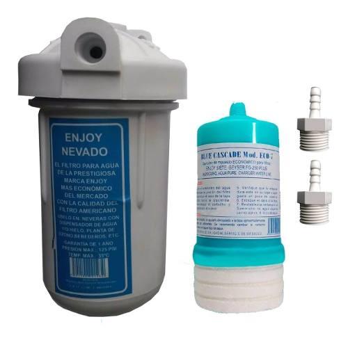 Filtro De Agua Para + Planta Ozono + Nevera - Oferta