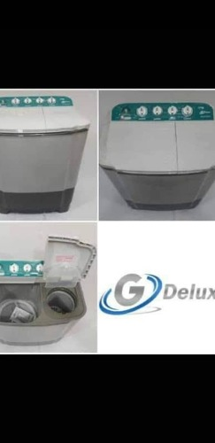 Lavadora Semiautomática 7 Kilos Gdeluxer