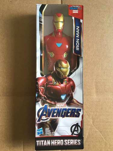Muñeco Avenger Infinity War Iron Man Nuevo Original