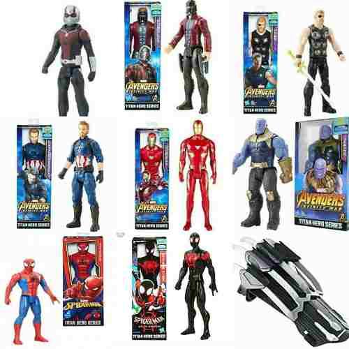 Muñecos Avengers - Infinity War - Hasbro Original