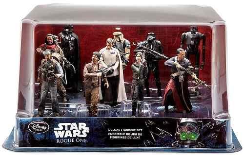 Muñecos Ninos Figuras Juguetes Star Wars Rougue One Orignal