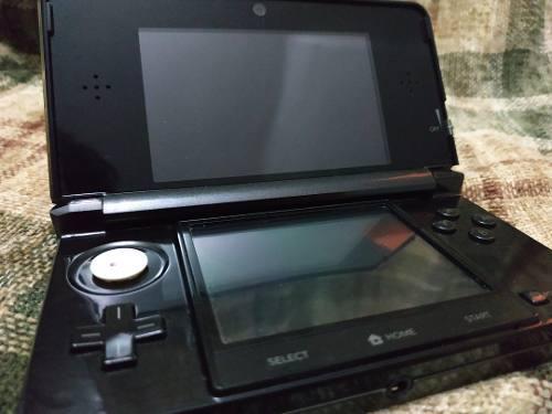 Nintendo 3ds Usado Remate + Sd 32gb