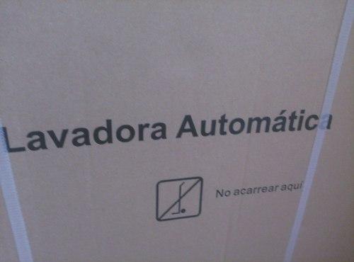 Vendo Lavadora Automática 10 Kilos Precio 300v