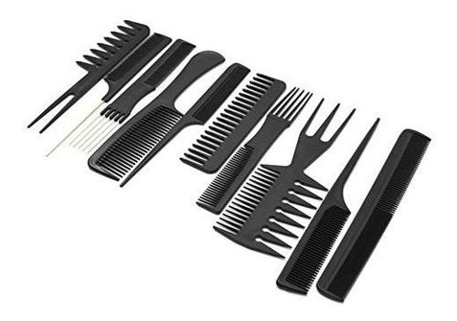 Kit O Set De Peines Peine Para Peluquería Barberia Barbero