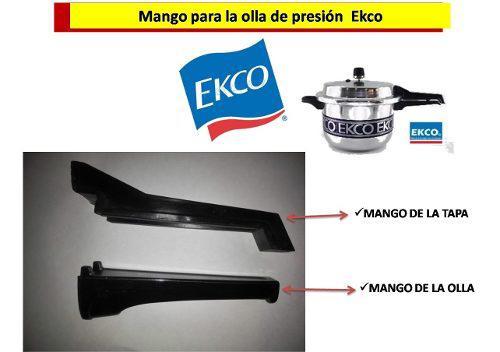 Mango Olla De Presión Ekco De Baquelita X Unidad