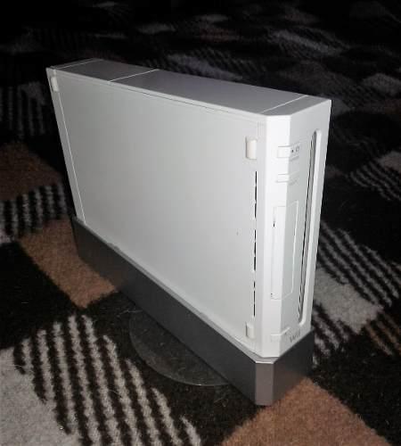 Nintendo Wii (usado) + 9 Juegos Originales