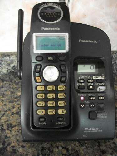 Panasonic Telefono Inalambrico Con Contestadora Kx-tg2931