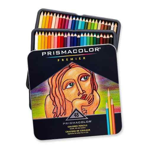 Prismacolor Premier 48 Colores Sellados Y 100% Originales