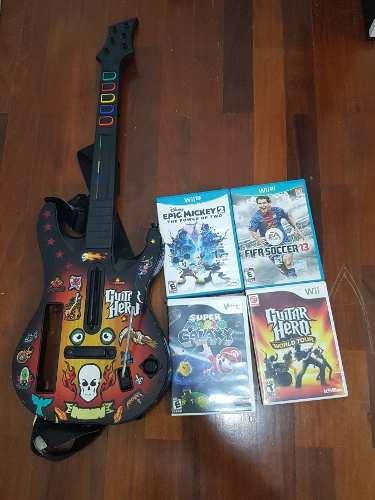 Se Vende Juegos De Wii Y Wii U