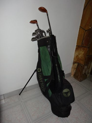 Set Completo De Palos De Golf Y Maleta
