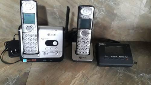 Telefono Inalambrico Att 6.0 + Identificador Llamadas Cantv