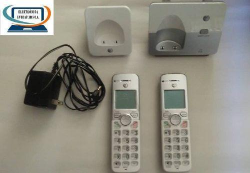 Telefono Inalambrico At&t Modelo El51203