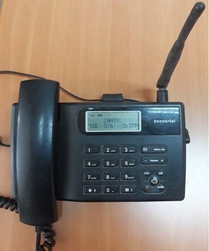 Telefono Inalambrico Axesstel