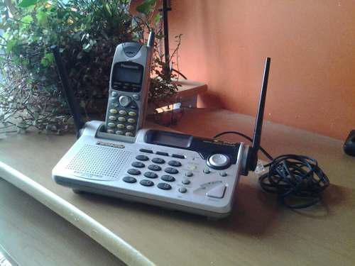 Telefono Inalambrico Panasonic 2,4 Ghz