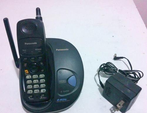 Teléfono Inalambrico Panasonic Digital Remate 10 Ver