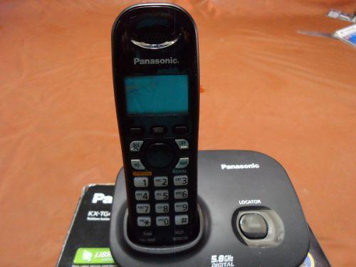 Teléfono Inalámbrico Panasonic Modelo Kx-tg4611