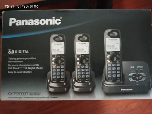 Teléfonos Panasonic Inalambricos