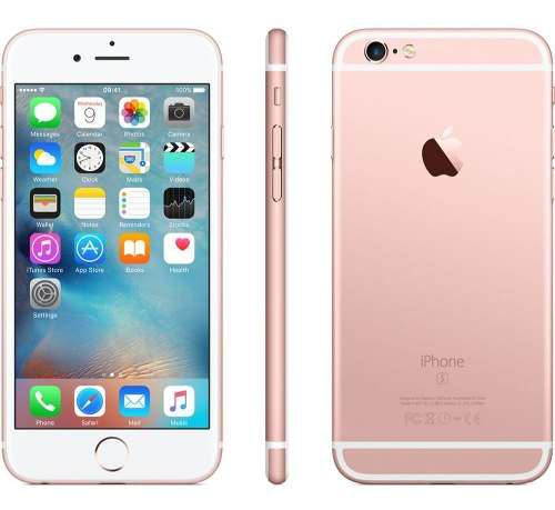 Apple iPhone 6s 64gb 13mpx Ios 10 Swap Con Garantia *275v*
