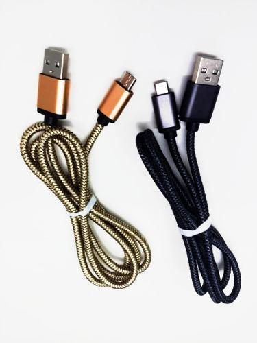 Cable Cargador Usb Samsung Blu Huawei Motorola Somos Tienda