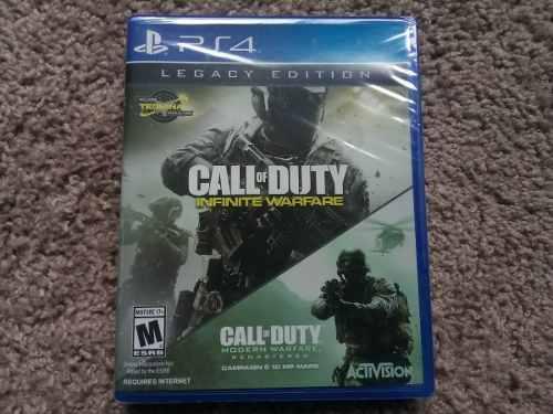 Call Of Duty Legacy Edition Ps4 Nuevo Sellado