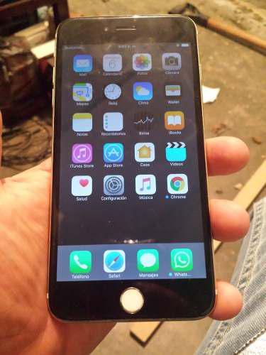 Cambio iPhone 6plus 64gb Por Aire De Ventana Ic Señal Malo