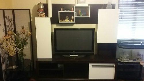 Centro De Entretenimiento Mueble Para Tv