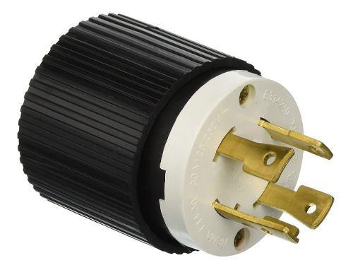 Conector Enchufe Macho Nema L14 De 30 Amp Plantas Electricas