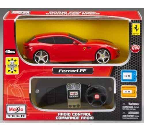 Ferrari Ff 1/24 Radio Contro Maistol. Nuevo