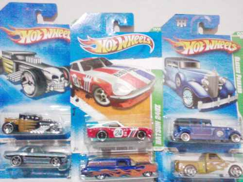 Hot Wheels Trasure Hunt 1/64 Leer Las Condiciones De Venta