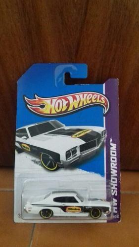 Hotwheels Carro Buick Gsx 70