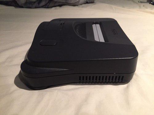 Nintendo 64 Con 2 Controles Y 2 Juegos