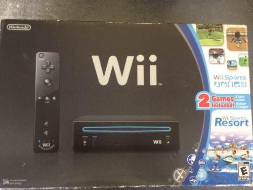 Nintendo Wii Usado En Perfecto Estado En Valencia