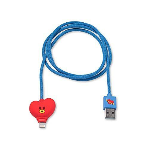 Para Celular Bt21 Merchandise By Line Friends Cable Amz