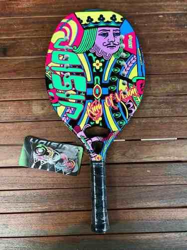 Raqueta De Beach Tennis King Of Vision