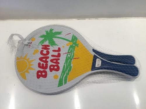 Raqueta De Playa Beach Ball Sol