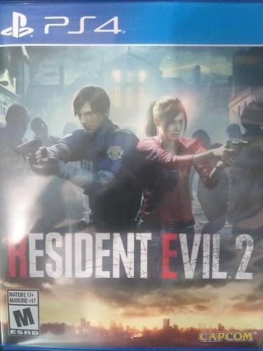Resident Evil 2 Ps4 (50$)