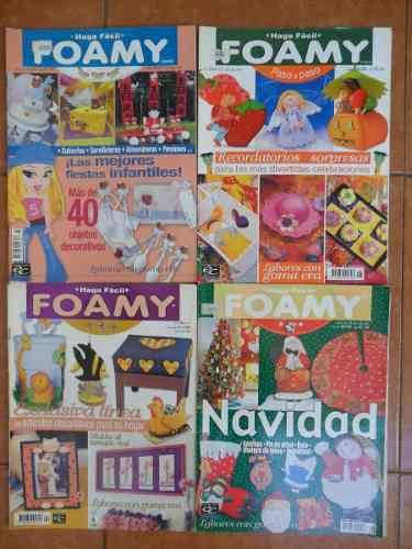 Revistas De Manualidades, Foami