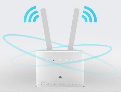Router Huawei Bg Liberado Ideal Para Punto De Venta