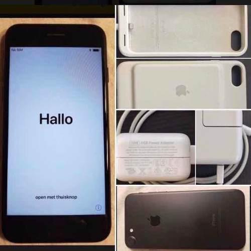 iPhone 7 128 Gb Liberado (390) 1 Mes De Garantía