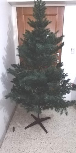 Arbol De Navidad - Usado 1,90mt.