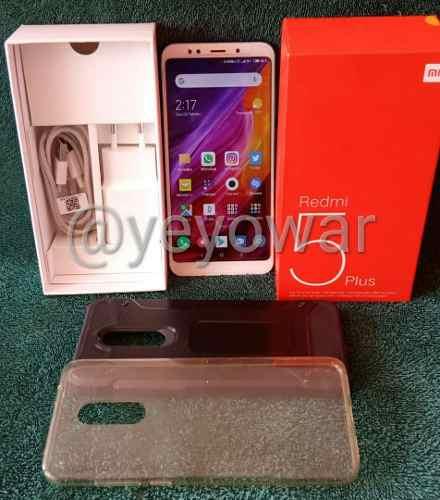 Celular Telefono Xiaomi Redmi 5 Plus 3gb Ram 32gb (165v)